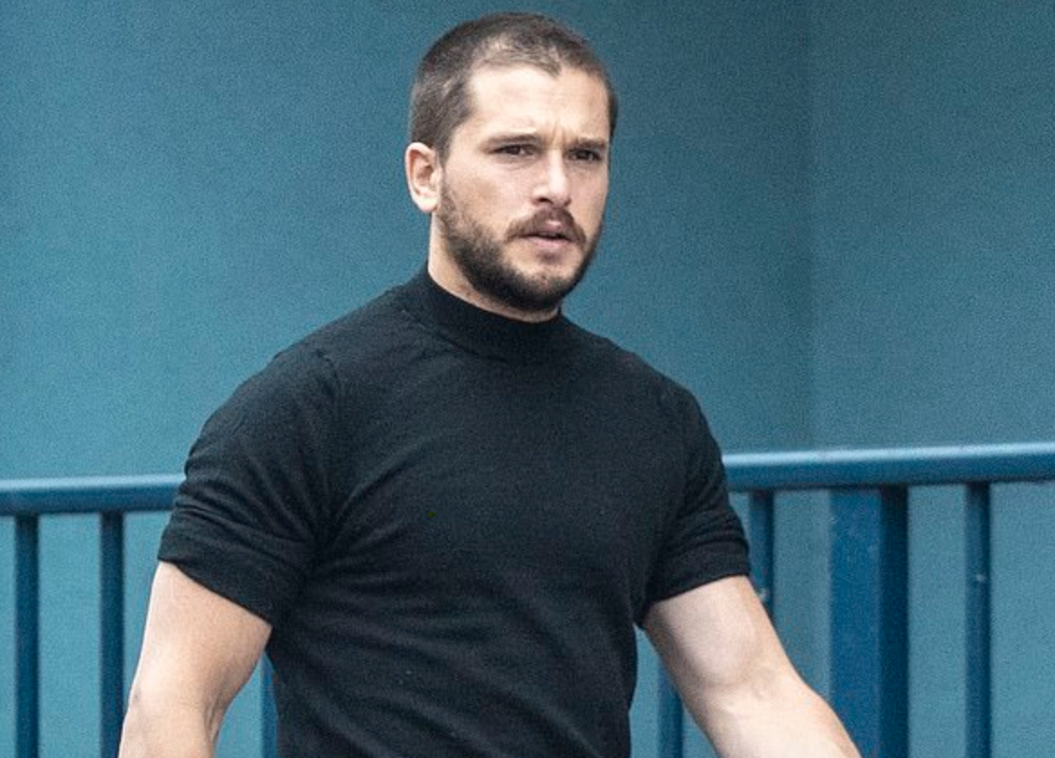 Interview Kit Harington Opens Up About The Real Reason He Shaved His Head Mock Diaries